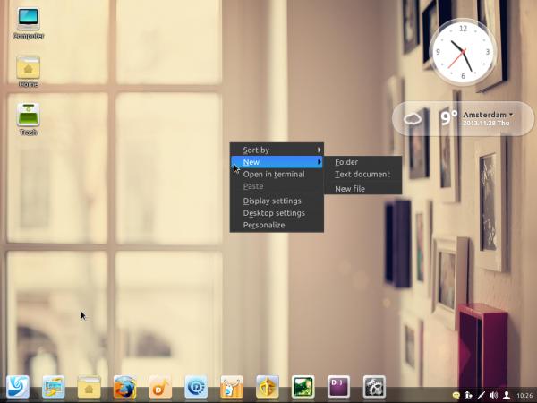 Linux Deepin 2013
