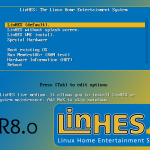 LinHES R8 home entertainment system Released