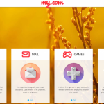 Mail.ru launches My.com, offering mail, chat, games and image ed