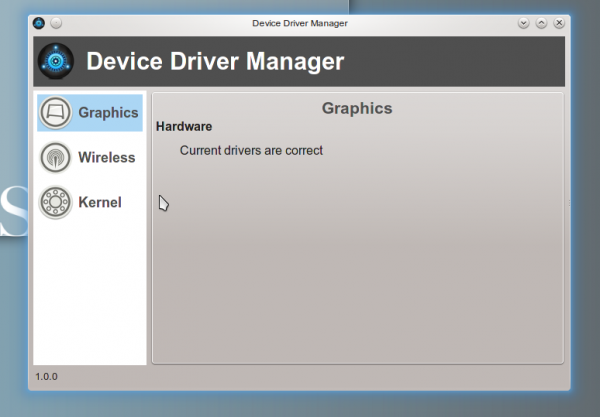 SolydXK KDE 2013.11 device drivers