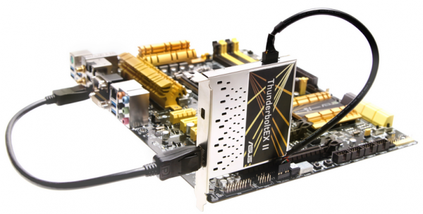 "Intel announces ""Thunderbolt™ ready"" upgrade program for PC motherboards"