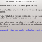 Regarding Fedora 19 kernel upgrades and VirtualBox kernel modules