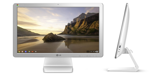 Chromebase: A Chrome OS All-in-One PC from LG due at CES 2014