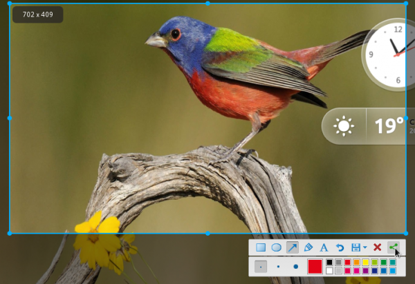 Linux Deepin Deepin Screenshot