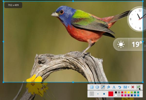 Linux Deepin Deepin Screenshot
