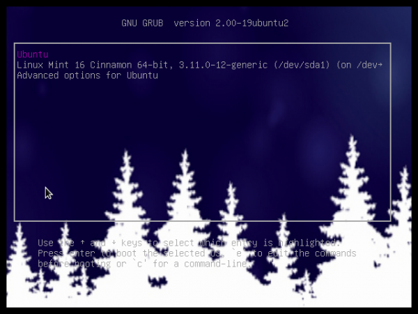 GRUB Customizer 4 released. Install it on Ubuntu 13.10 and Linux Mint 16