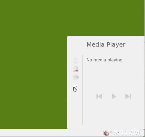 KDE Frameworks 5 Plasma Workspaces 2 media player