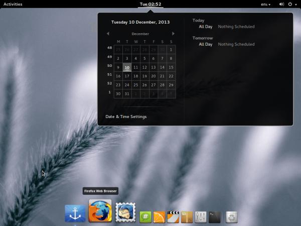 Pinguy 13.10 Desktop