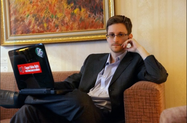 Whatever your stance on privacy, Edward Snowden has a Xmas message for you