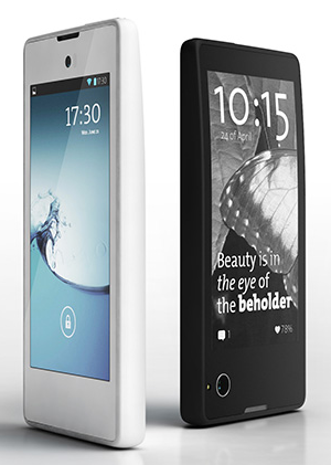 YotaPhone dual screen Android smartphone