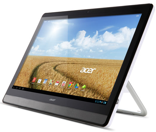 DA223 HQL: Acer's all-in-one Android PC has a Snapdragon 600 inside