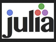 Why is this guy betting on Julia?