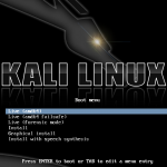 "Kali Linux 1.0.6 released. Cryptsetup has ""nuclear option"" integra"
