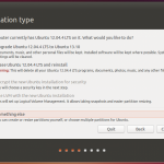 How to install Ubuntu 13.10 and Linux Mint 16 on a Btrfs filesystem