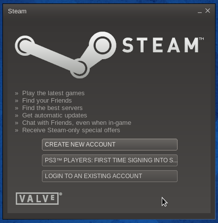 Steam Client Fedora 20