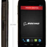 Boeing Black Android smartphone will self-destruct if tamper