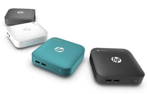 HP Chromebox Chromebox for meetings