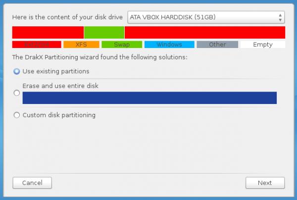 ROSA Desktop installer