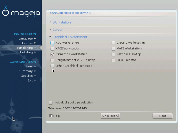 Mageia 4 review – Cinnamon, GNOME 3, KDE and MATE desktops