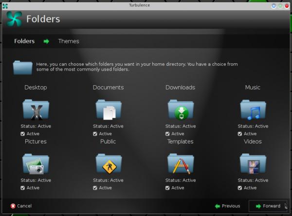 Manjaro KDE Turbulence