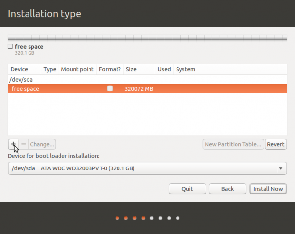 Ubuntu advanced partition tool