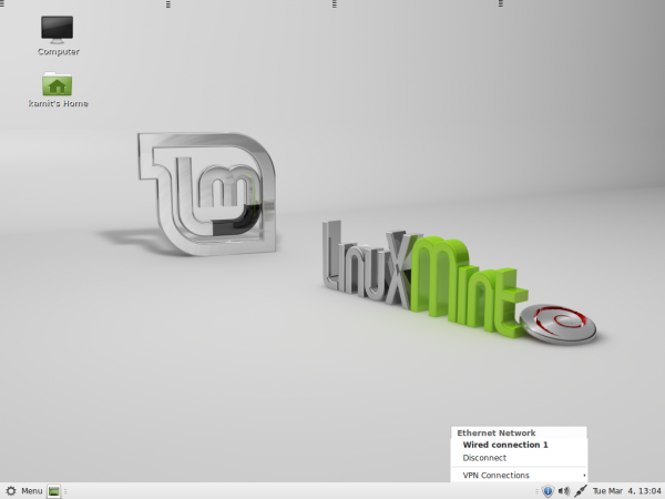 Linux Mint Debian (LMDE) MATE