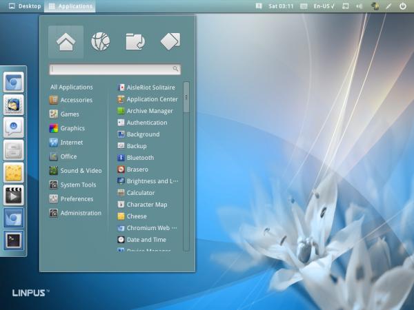 Linspus Lite 2.1 desktop standard