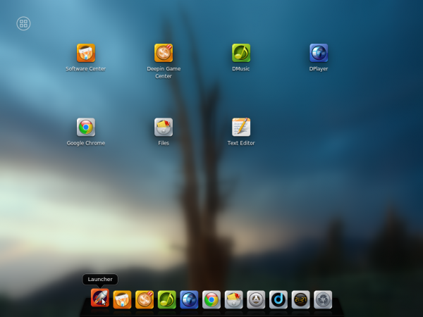 Linux Deepin 2014 apps