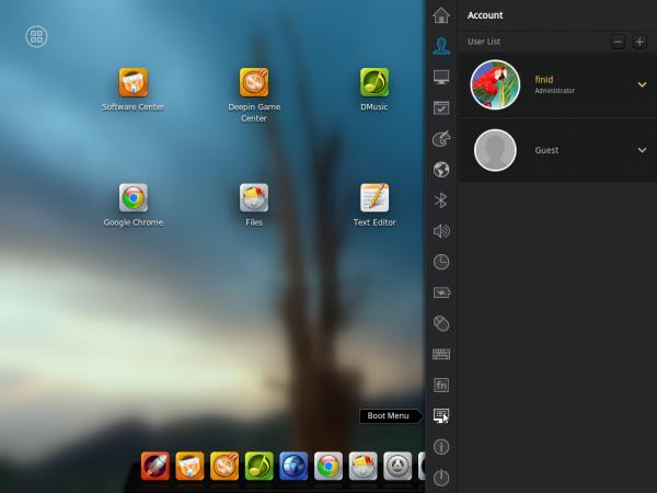 Linux Deepin 2014