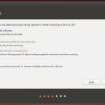 How to install Ubuntu 14.04 on encrypted MBR partitions