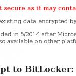Is TrueCrypt dead?