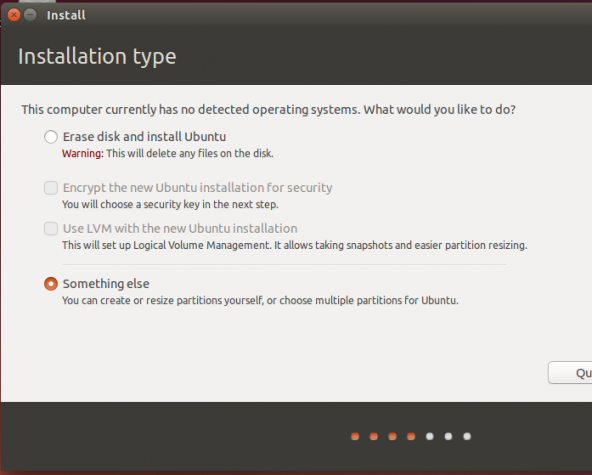 Ubuntu 14.04 install requirements