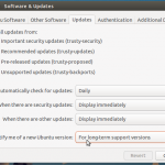 How to upgrade Ubuntu 12.04 LTS to Ubuntu 14.04 LT