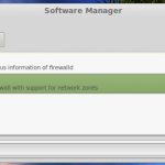 Replace Ufw firewall with FirewallD on Linux Mint 17 Cinnam