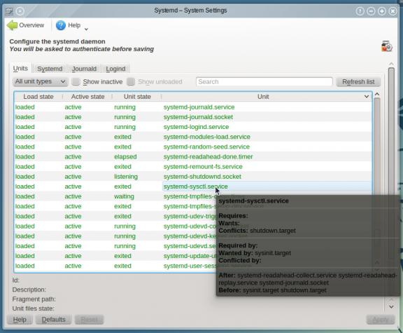 OpenMandriva Lx 2014 systemd