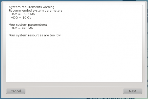 OpenMandriva Lx 2014 system requirements