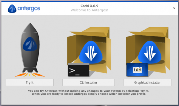 Antergos 2014.05.26 review – Cinnamon, GNOME 3 and KDE desktops