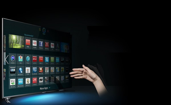 Samsung Tizen OS smart TV
