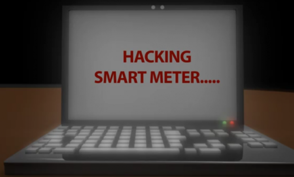 Security risks posed by smart meters