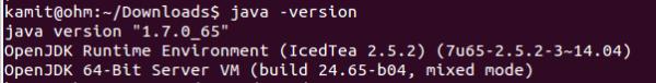 Ubuntu OpenJDK JRE