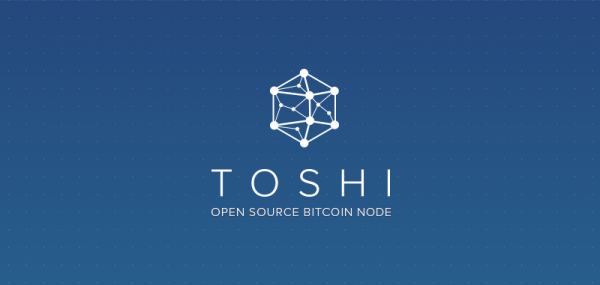 Toshi bitcoin node