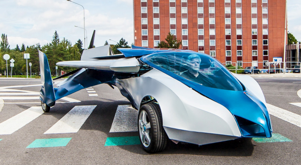 Aeromobil: It's a car and it can fly