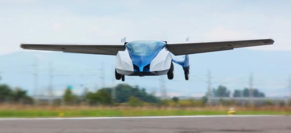 Aeromobil 2.5 flying car