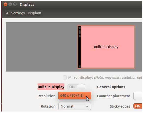Low screen resolution in Ubuntu 14 04/14 10 and VirtualBox
