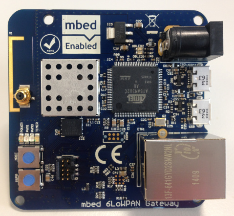 mbed single board computer