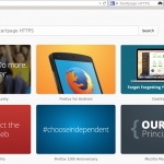 Sponsored Tiles now live in Firefox
