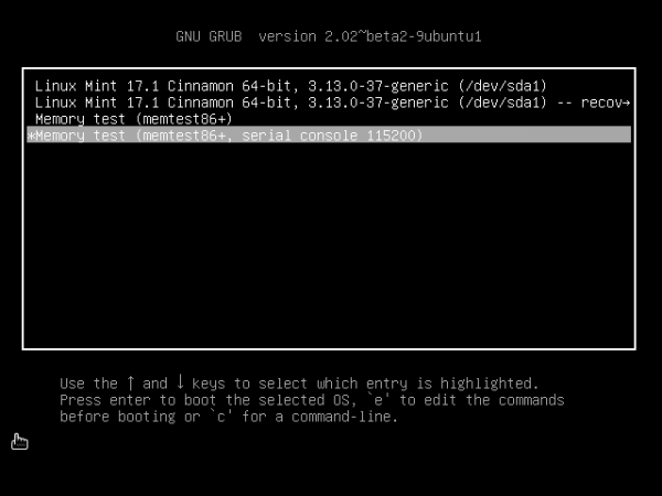 Use GRUB-Customizer to give GRUB a prettier face on Linux Mint 17.1