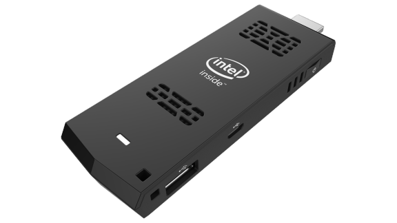 Intel's Compute Stick and your favorite Linux distribution