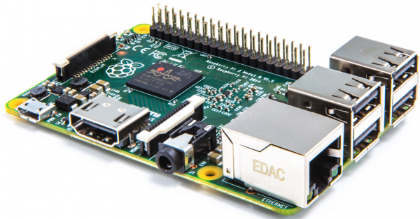 Raspberry Pi 2 vs Creator 120