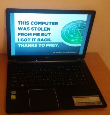recovered computer courtesy of Prey